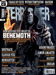 Terrorizer Magazine - Terrorizer 245