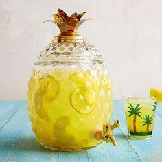 Pineapple Beverage Jar, 1.6 Gallon | Sur La Table
