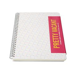 Bob's Your Uncle- Pretty Vacant Dot Grid Notebook Dot Grid Notebook, My Notebook, Bob's Your Uncle, Cool Notebooks, Journals, Office Supplies, Dots, Paper, Pretty