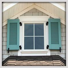 Call House Doctors for Decorative Shutters! 1-888-HOUSEDOC