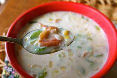The BEST Corn Chowder.  No questions asked. | Mrs. Schwartz's Kitchen
