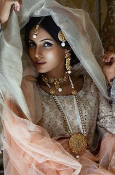 Shafaq Habib Jewels Sania Maskatiya Bridal