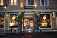 Celebrate Christmas in Kristiansand in Southern Norway. Photo: Elisabeth Høibo©Visit Southern Norway