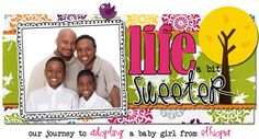 Life A Bit Sweeter Ask Anything! A safe place for Vanilla Moms & Dads Raising Chocolate Children