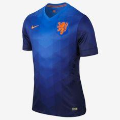 l'Olanda torna al blu, che è il colore della casa reale, per la maglia di riserva