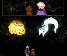 NKim Story Blog: BEAR SUN, FOX MOON