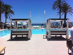 La Cabane Beach Club, Marbella  LOVE IT, WEAR IT, WANT IT.