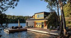 Úszóház vásárlás és építés