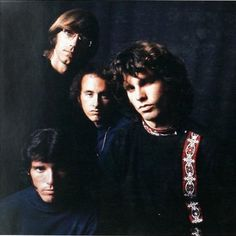 ♡♥Jim Morrison with 'The Doors' - click on pic to see a larger pic♥♡