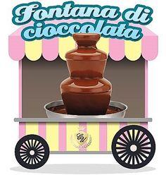 #atelierdellefontanedicioccolato #mrudyitaliaofficial #cioccolato #cioccolatofondente #cioccolatobianco #cioccolatoallatte #partytime…