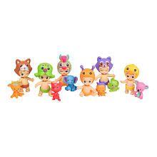 Twozies Season 1 Squawky /& Talky baby /& pet set Moose toys twosies
