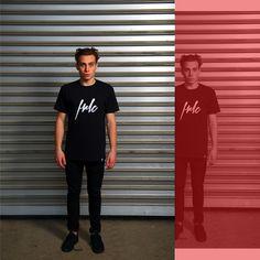 """Das Frischfleisch """"Tag"""" Motiv aus der Frischfleisch """"HALB UND HALB"""" Kollektion! Jetzt zuschlagen im Frischfleisch Online Shop.  www.frischfleisch-shop.com/shop  #Frischfleisch #Streetwear #Tshirt #CestLaVieh #Kreationsmästung #MastHave #StirbHandzahm"""