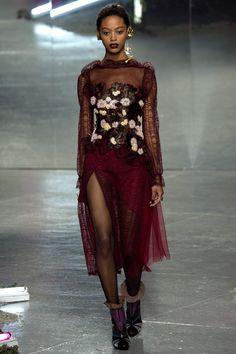 Rodarte Fall 2016 Ready-to-Wear Fashion Show  http://www.theclosetfeminist.ca/  http://www.vogue.com/fashion-shows/fall-2016-ready-to-wear/rodarte/slideshow/collection#37