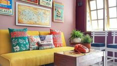 12 Small Living Room Designs To Look For this 2018 - House And Decors Narrow Living Room, Small Living Room Design, Small House Design, Modern House Design, Living Room Designs, Decor Room, Living Room Decor, Home Decor, Room Decorations