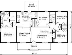 Nice floorplan CANADIAN HOME DESIGNS - Custom House Plans, Stock ...