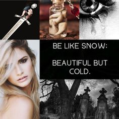 Kaderin the Cold Hearted aesthetic from Kresley Cole's novel No Rest for the Wicked, third in the Immortals After Dark series. I really loved this character.