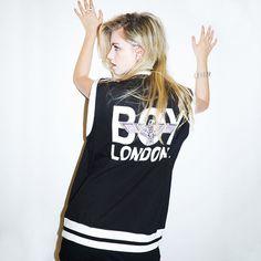BOY LONDON2013Stadium Vest