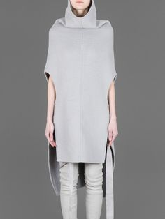 RICK OWENS TUNIC #fashion