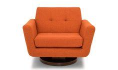 Hughes Swivel Chair on sale for $879 at Joybird