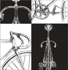 Bike art #bike by dollie