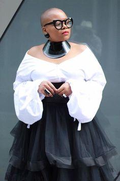 Plus Size Women S Western Clothing Online Chic Outfits, Fashion Outfits, Womens Fashion, Fashion 2018, Fashion Styles, Curvy Girl Fashion, Plus Size Fashion, Bald Women, Full Figure Fashion