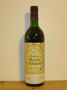 Chateau Gloria St. Julien 2008  750ML