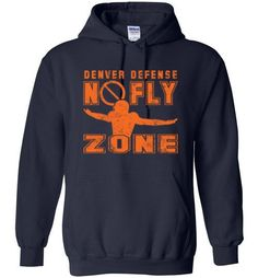 Denver No Fly Zone Hoodie