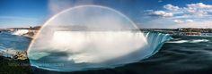 http://500px.com/photo/188538289 Niagra Falls. by lukas_petereit -Visit my new page: www.lukas-petereit.com. Tags: torontocanadawaternaturerivertravelbluesuncloudsoutdoorbridgerocksnew yorkbeautifullifestylelovecolorsusawaterfalllong exposuretriproadtripnaturimpressiveregenbogenabroadLandscapeRainbowPanoramaNiagara Falls