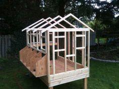 The Chicken Coop, Part II | Trevor's Projects