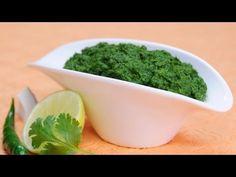 Green Chutney by Tarla Dalal
