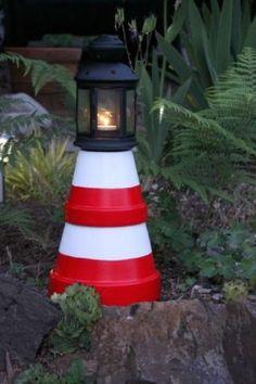 lanterna jardim