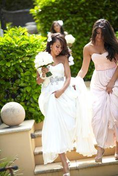 Brides in Bloom: BG209 All ivory `Marathon` roses