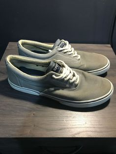 b75358b92c454 MENS SPERRY TOP SIDER STRIPER CVO Grey SHOES SIZE 11.5 M  fashion  clothing   shoes  accessories  mensshoes  casualshoes (ebay link)