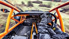 Take A Wild 360 Degree Ride With Top Gear's The Stig In An Ariel Nomad - #ArielAtom, #Nomad, #TheStig, #TopGear
