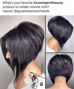 This is such a gorgeous cut, but I am NOT doing another bob, dammit!