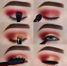 """13.3 mil curtidas, 57 comentários - Ashley Haw (@ashleyhawmakeup) no Instagram: """"Thanks for all the love  What step is your favourite!? Let me know  • BROWS:…"""""""