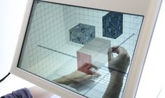 3D Desktop Allows You to Reach into the Interface to Manipulate Objects