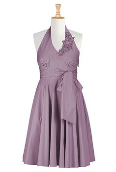 #Bridesmaid, #eShakti Georgia #dress