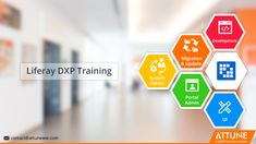 Liferay DXP Online Training by Attune offers the aspirants to grab the opportunity to learn Liferay DXP Development, Migration, OSGI, Admin Training. Portal, Grab The Opportunity, Online Training Courses, Open Source, Good News, Technology, Learning, Tech, Tecnologia