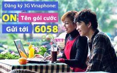Đăng ký 3G Vinaphone