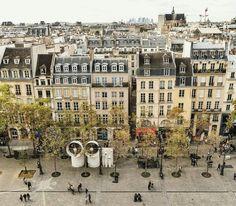 Place Pompidou