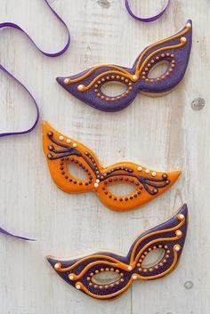 My Lovely Food Magazine 10 y máscaras de Carnaval ~ My Lovely Food