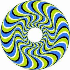 Colorize your life: colori e illusioni ottiche psichedeliche: il purple nurple