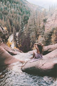 awesome always hiking, hoping to go to austrailia soon! #fpme #fpinspired by Saigemateo at Free People