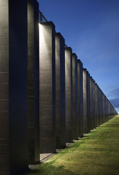 Giants Causeway Visitor Centre in Antrim (Northern Ireland, UK) - Monika Arczyńska, Heneghan & Peng Architects - 2012