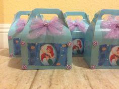 Disney Little Mermaid Ariel cumpleaños favor por FantastikCreations