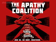 The Apathy Coalition - Woot