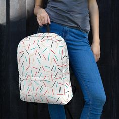 Michael Kors Jet Set, Women's Bags, Fashion Bags, Sprinkles, Backpacks, Collection, Fashion Handbags, Women's Backpack, Backpack