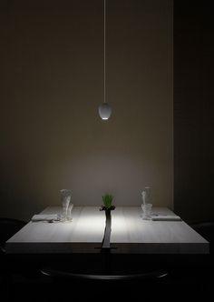 OVO - Lampada a sospensione alogena / LED