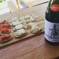 Openwine's amazing tapas paired with Piekenierskloof Grenache! A new dangerous liasion was created!! #piekenierskloofwines #openwine #grenache #tapas